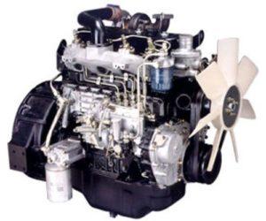 Diesel Engines 4BG1T