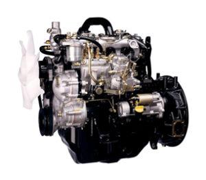 Diesel Engine 4JG1T 4HK1