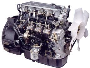 Diesel Engines 4le1