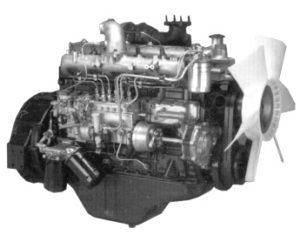 Diesel Engine 6BG1