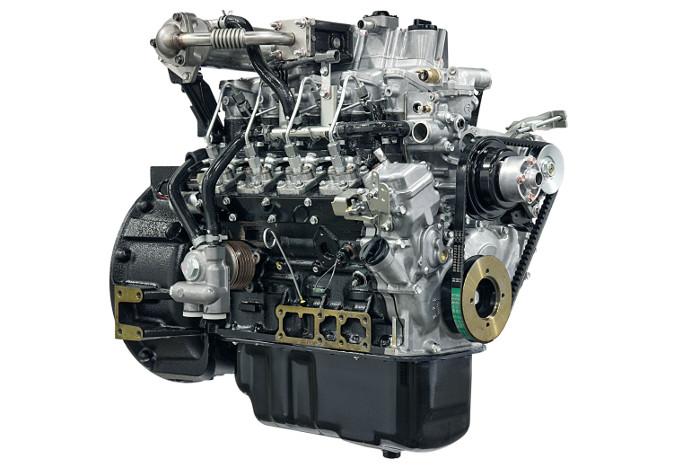 Isuzu Diesel Engine 4LE1T