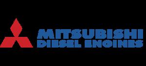 mitsubishi diesel engines