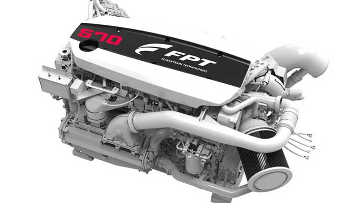 FPT Powertrain Technologies N67-570-EVO