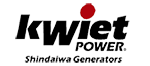 kwiet power shindaiwa generators