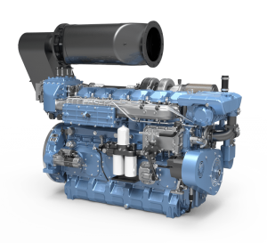Baudouin Marine Engines 6M25.3SCR